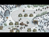 Kingdom Rush HD (Level 8 Icewind Pass) Heroic