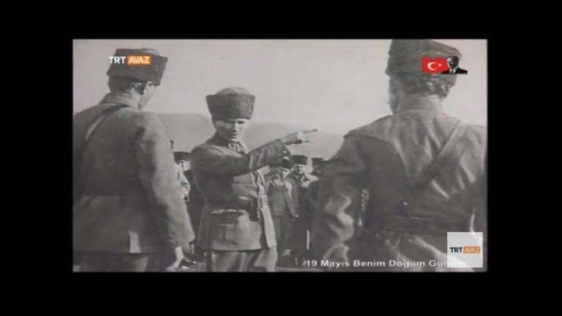 Mustafa Kemal Paşa 19 Mayıs 1919'da Samsun'a Çıkar ve... - TRT Avaz