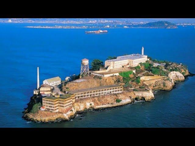 Самая ужасающая тюрьма на острове - Алькатрас. Документальный фильм HD