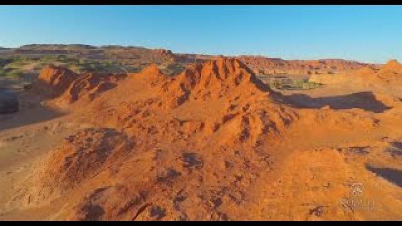 Монгольская одиссея. Пустыня Гоби / Mongolian Odyssey. Desert Gobi