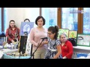 Во Власихе состоялась выставка - ярмарка «Мы вместе»