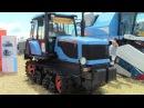 Новый гусеничный трактор АГРОМАШ 90ТГ или Воскрешение ДТ-75 Обзор 2017.