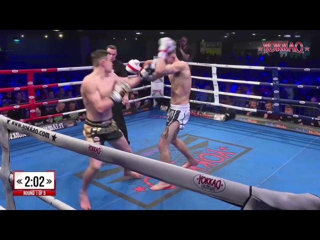 YOKKAO 23 Joe Craven vs Harry Burton - Muay Thai Full Rules (69kg)