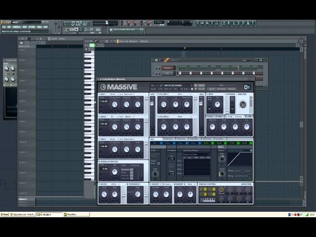 TUTORIAL Dyro Bass VST MASSIVE Metodo Koma
