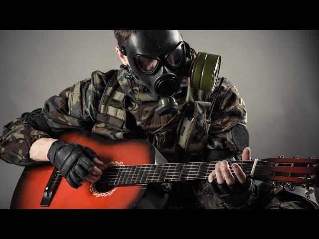 Армейские песни. Дембель ближе. ПОЕТ В ГОРЯЧЕЙ ТОЧКЕ