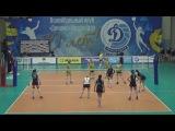 Волейбол женщины турнир за 5- 8 места 3 матч Сахалин -  Заречье Одинцово