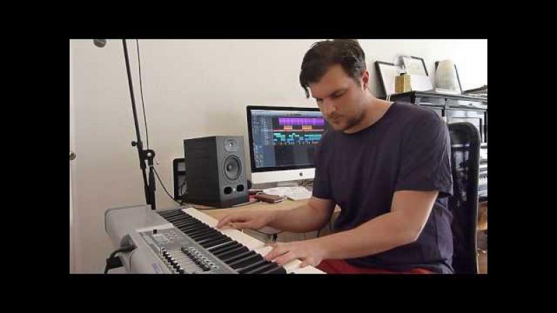 Axwell Λ Ingrosso - Dreamer (ADE version) bonus track! [PIANO COVER] by David Komar