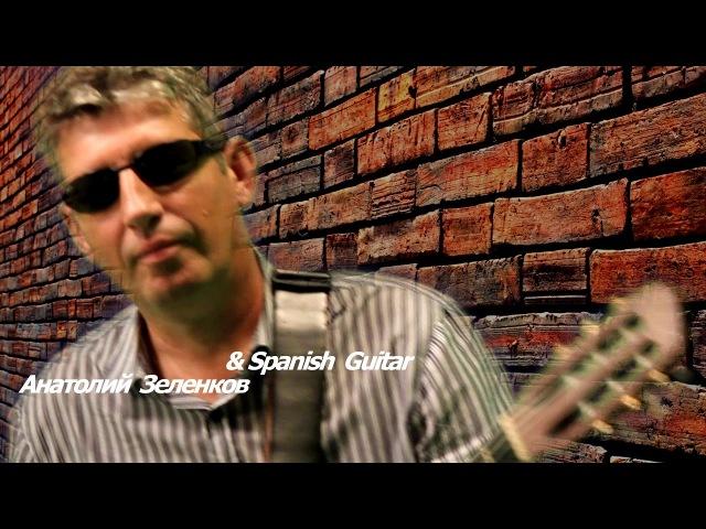 ГИТАРА ВИРТУОЗ ФЛАМЕНКО ИСПАНСКАЯ ГИТАРА Анатолий Зеленков Spanish Guitar