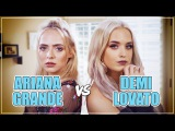 ARIANA GRANDE vs DEMI LOVATO Mashup!! ft. Madilyn Bailey &amp Macy Kate