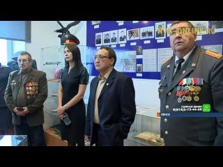 В Ленске появились мемориальный памятник и музей сотрудникам органов внутренни...