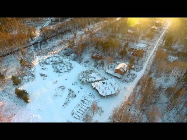 Аэровидеосъемка Электроугли, Московская область