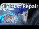 How to Repair Rust on Your Car Without Welding No Special Tools Needed