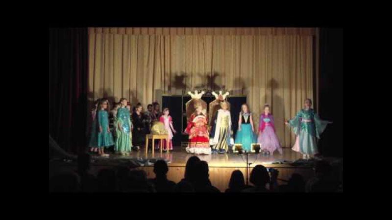 Группа Белая королева - спектакль Спящая красавица II состав.