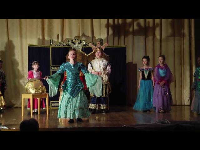 Группа Белая королева - спектакль Спящая красавица - I состав.