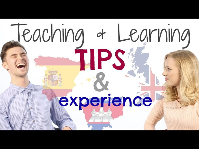 Teaching Learning Tips Experience! | Extra-long subtitled English listening practice