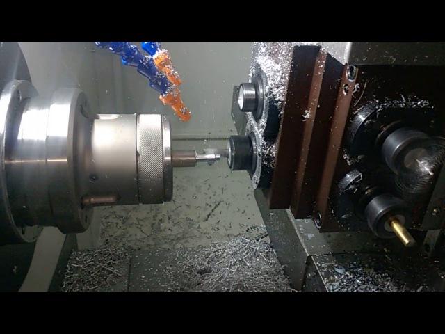 Изготовление скользящей втулки на ЧПУ