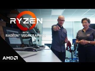AMD Ryzen™ Processor with Radeon™ Vega Graphics