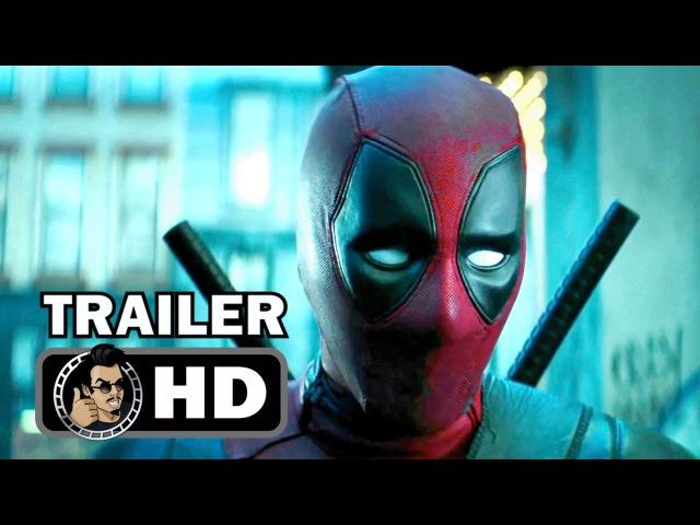 DEADPOOL 2 Official Teaser Trailer (2018) Ryan Reynolds, Stan Lee Marvel Movie HD