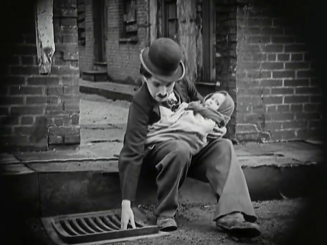 Малыш / The kid 1921 США