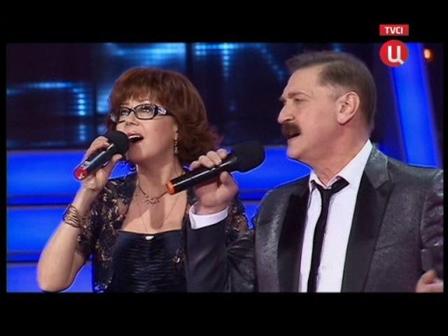Ядвига Поплавская и Александр Тиханович Любви прощальный бал