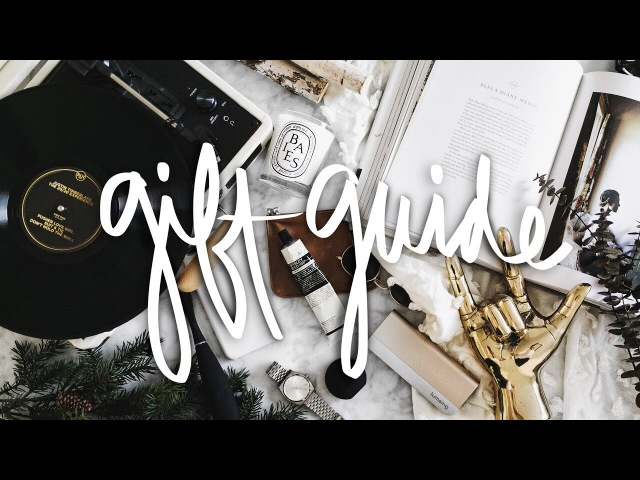 Holiday Gift Guide! (2016) 🎁 Affordable, Trendy UNISEX!