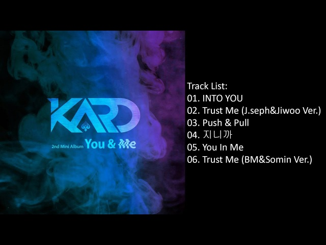 [Full Album] KARD – YOU ME (2nd Mini Album)