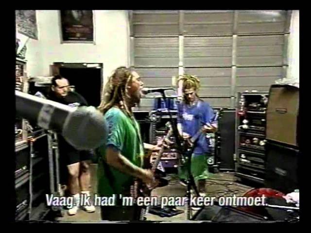 Soulfly - No Hope = No Fear Time for Living (Studio Rehearsal 1998)