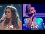 Leona Lewis - Bleeding Love Live (2007 x 2016)