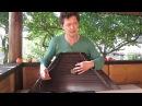 уроки игры на гуслях.Максим Гавриленко(гусельная студия крУжовник )урок 1.начало