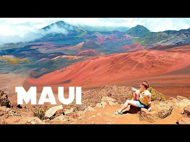На вершинах самых больших гор-вулканов в мире: Гавайские каникулы