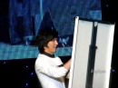 [HQ]Minoz Singapore Fanmeeting drawing his ideal girl (21.12.09)