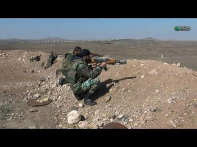 Сирия: ФАН публикует видео «Великого рассвета» в провинции Эс-Сувейда