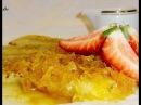 Как приготовить десерт «Бананы Фламбе»
