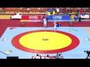 World Youth Junior Sambo Championships 2017. Day 1. Preliminaries Mat 3
