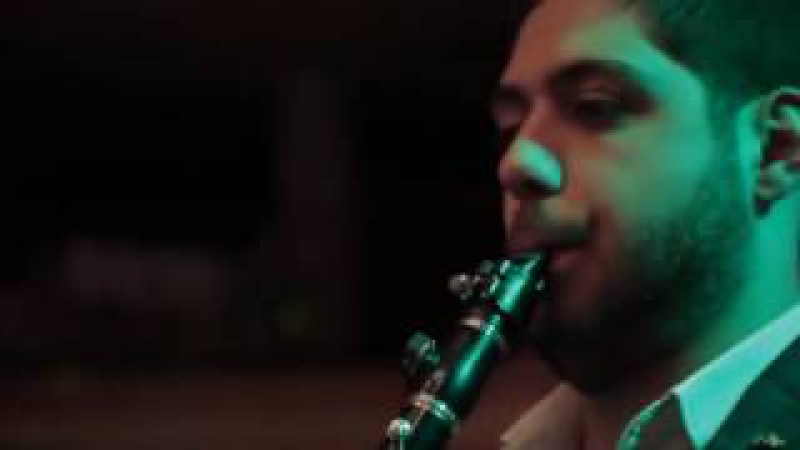 ARMENIAN Clarinet Jor Apinyan - Nikos Vertis Thelo na me nioseis