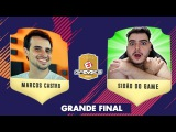 MARCOS CASTRO x SIDÃO DO GAME - GRANDE FINAL DA COPA EI GAMES DE FIFA 18