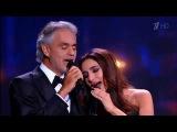 Зара и Андреа Бочелли  Молитва  Zara and Andrea Bocelli - The Prayer