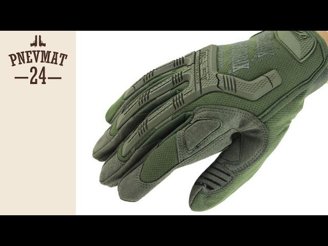 Перчатки Mechanix M-Pact Covert L Green реплика