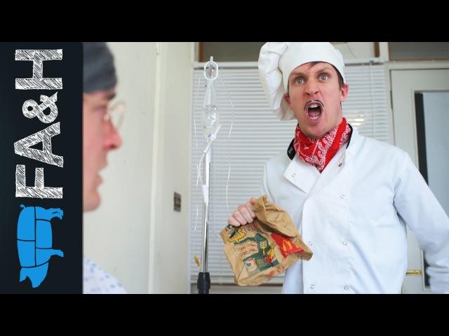 Hospital Chef - Foil Arms and Hog