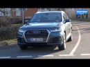 2016 Audi Q7 3.0 TFSI (333hp) - DRIVE SOUND (60FPS)