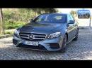 2017 Mercedes E 400 (333hp) - DRIVE SOUND (60FPS)