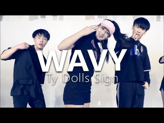 Ty Dolla $ign - Wavy ft. Joe Moses / Choreography . WENDY
