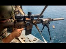 US Snipers Shooting with the Monstrously Powerful Rifles M107 Barrett, M110, M40A5