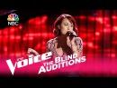"""The Voice 2017 Blind Audition - Casi Joy: """"Blue"""""""