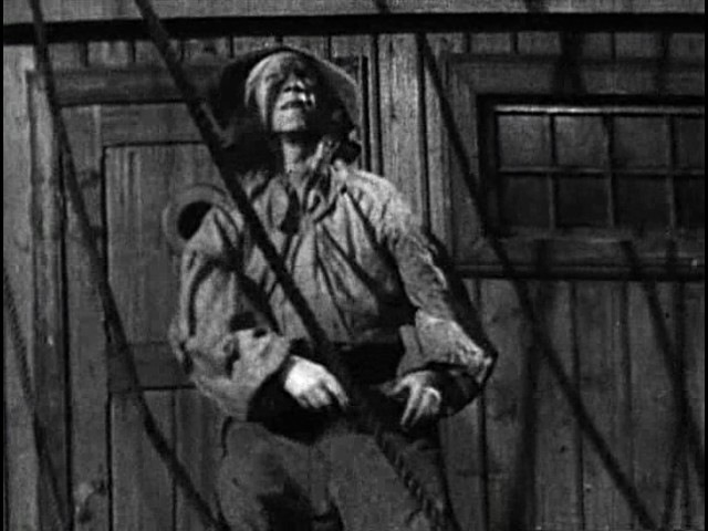 Робинзон Крузо детский худ. фильм, приключения 1946г
