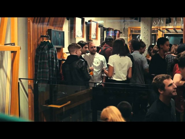 Lyle Scott Carnaby Street Launch Party