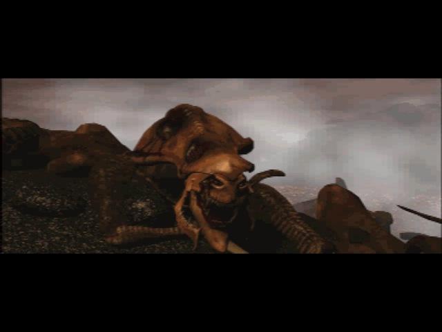 StarCraft Brood War. Конечный ролик терран.