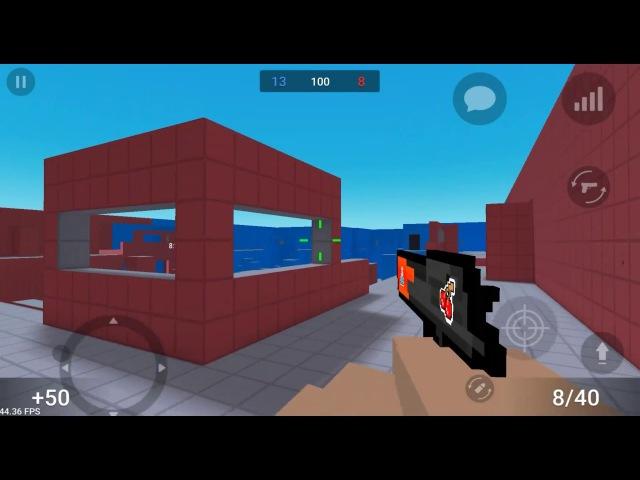 Обзор бета-версии игры Block Strike 1