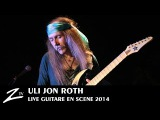 Uli Jon Roth - We'll Burn The Sky &amp In Trance - Guitare en Sc
