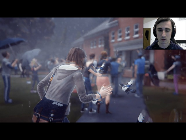 Life is Strange Episode 2 ► СУИЦИДНИЦА ► 8